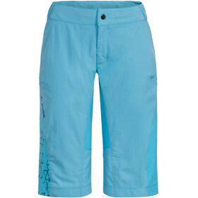 VAUDE Downieville Shorts Women crystal blue